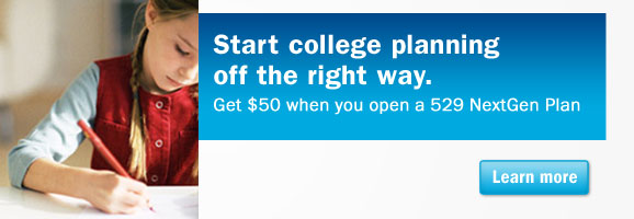 Start College Planning off the Right Way