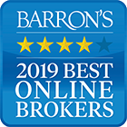 Barron's 2018 Best Online Brokers