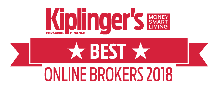 Kiplinger's Best Online Brokers 2018