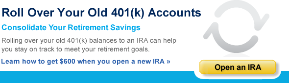 Roll Over Your Old 401(k) Accounts - Consolidate Your Retirement Savings